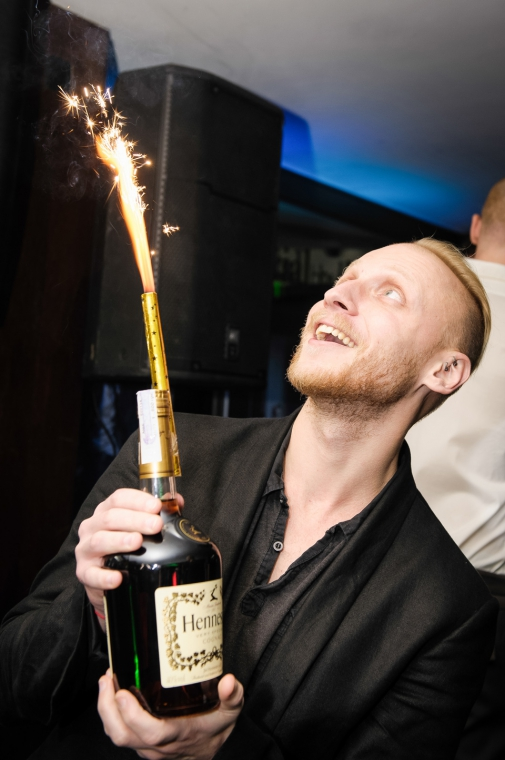 MenSpecial by Hennessy при поддержке PokerStars